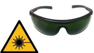 Laser Schutzbrille