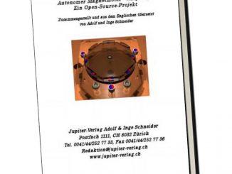Autonomer Magnetmotor Whipmag - ein Open-Source-Projekt