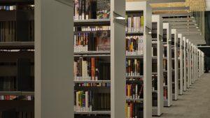 Bibliothek Universität