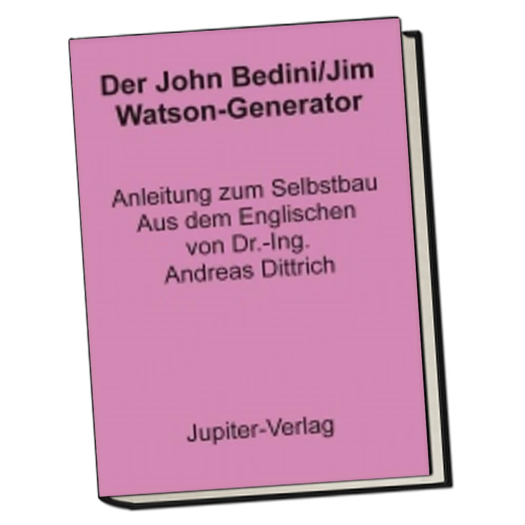 Der John Bedini Jim Watson-Generator