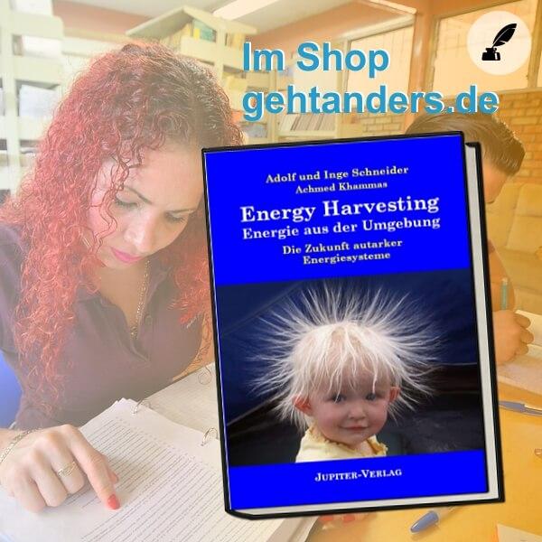 Energy Harvesting – Energie aus der Umgebung