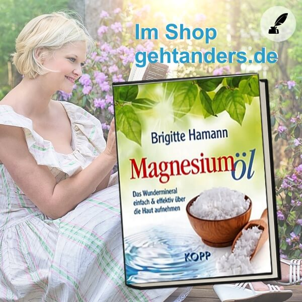 Magnesiumöl – Das Wundermittel einfach & effektiv über die Haut einnehmen