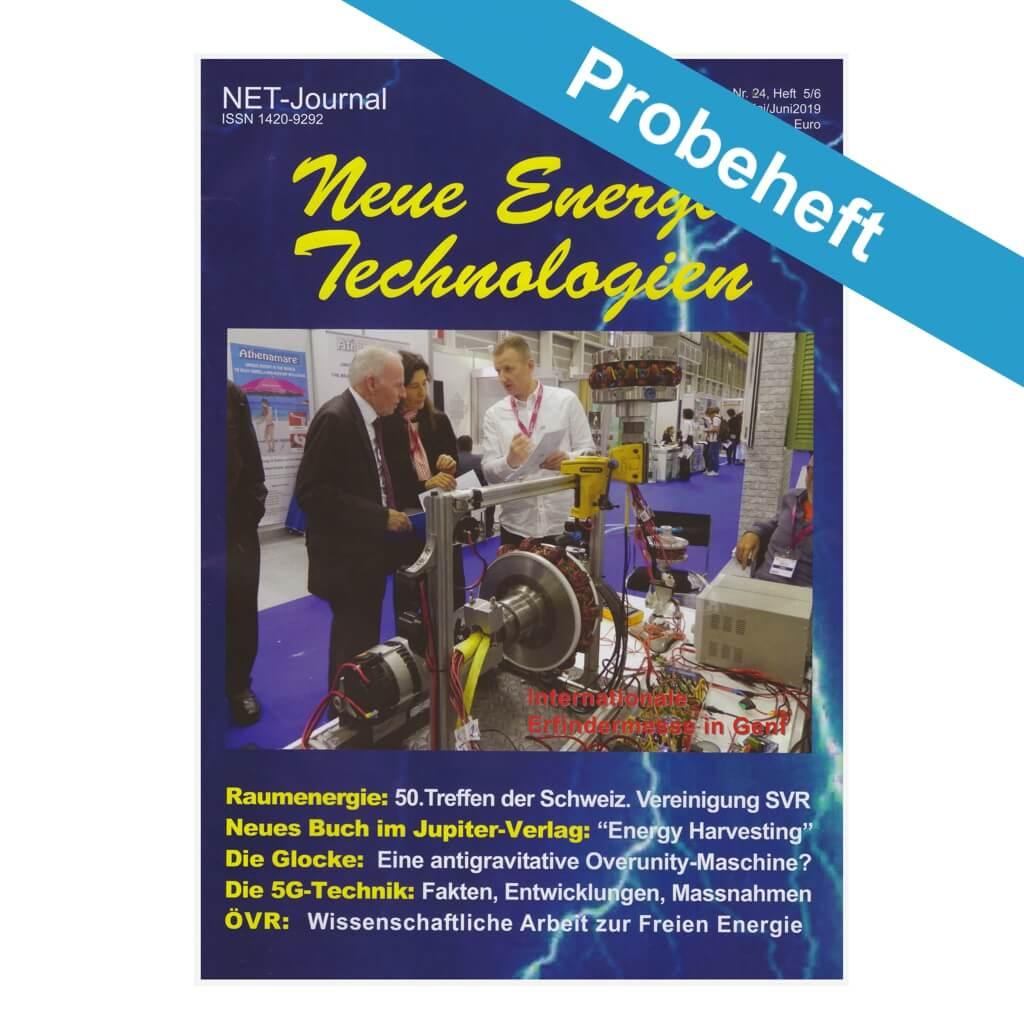 NET-Journal Probeheft