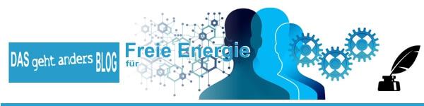 Newsletter für Freie Energie