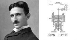 Nikola Tesla Patent 514'169