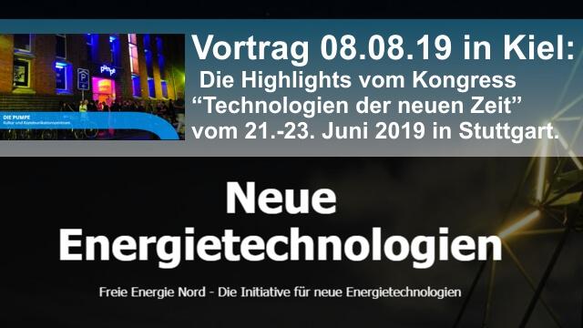 Vortrag in Kiel Die Highlights vom Kongress 1