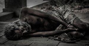 Armut und Hunger Klima retten