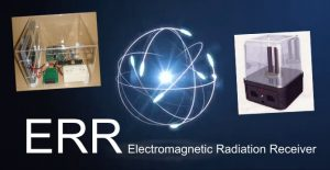 Electromagnetic radiation receiver Dr James Benjamin Schwartz