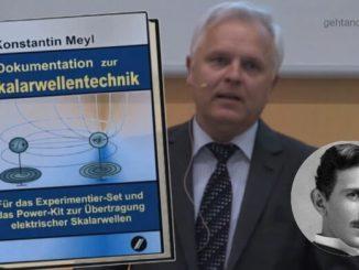Skalarwellen verstehen - Prof Konstantin Meyl erklärt