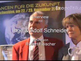 Interview Freie Energie - Inge und Adolf Schneider