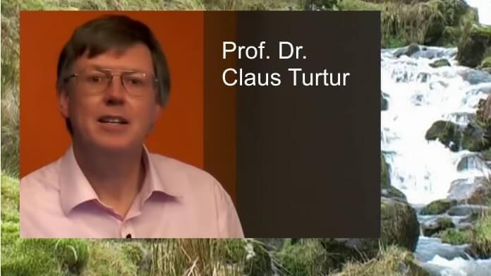 Prof Dr. Claus Turtur Freie Energie