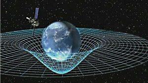 Raumkrümmung NASA