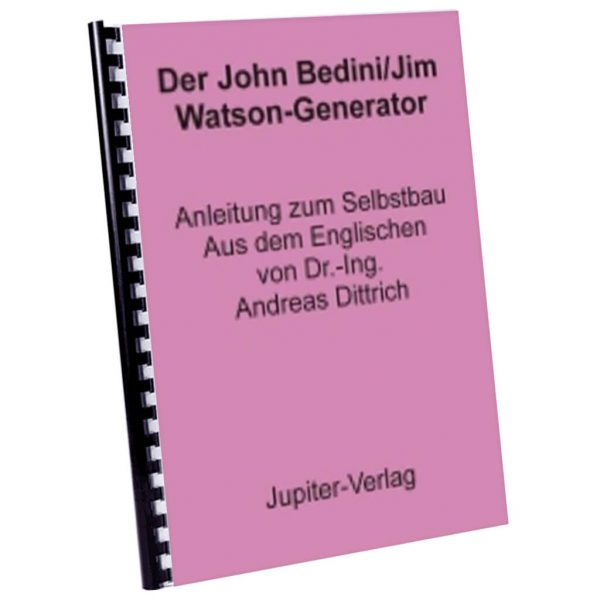 Der John Bedini Jim Watson-Generator-2