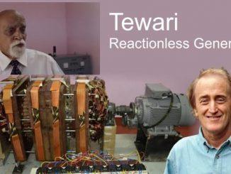 Paramahamsa Tewari beginnt die Energie-Revolution in Indien