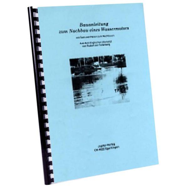 Pläne zum Nachbau von Wassermotoren-2