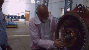 Tewari Generator in Indien