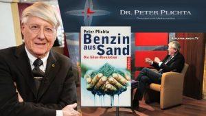 Benzin aus Sand - Silane brennen mit Stickstoff - Peter Plichta