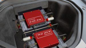 LENR Cars E-Cat 20kw im Tesla Auto