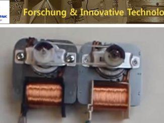 SpaltpolmotorGenerator