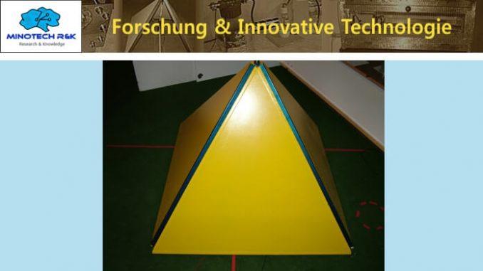 Bau einer Rigipspyramide
