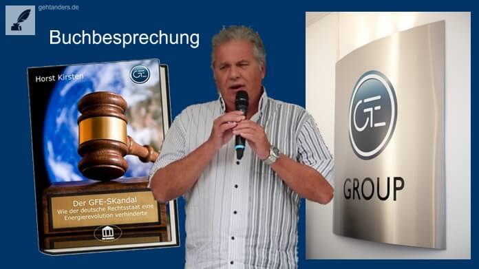 Der GFE Skandal Buchbesprechung