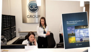GFE Verwaltung und Prospekt