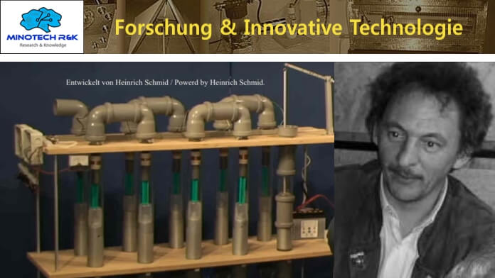 Heinrich Schmid Energiekonverter