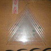 Plexiglas Pyramide 2