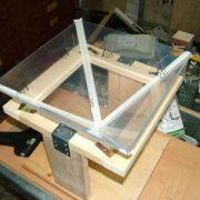 Plexiglas Pyramide 6