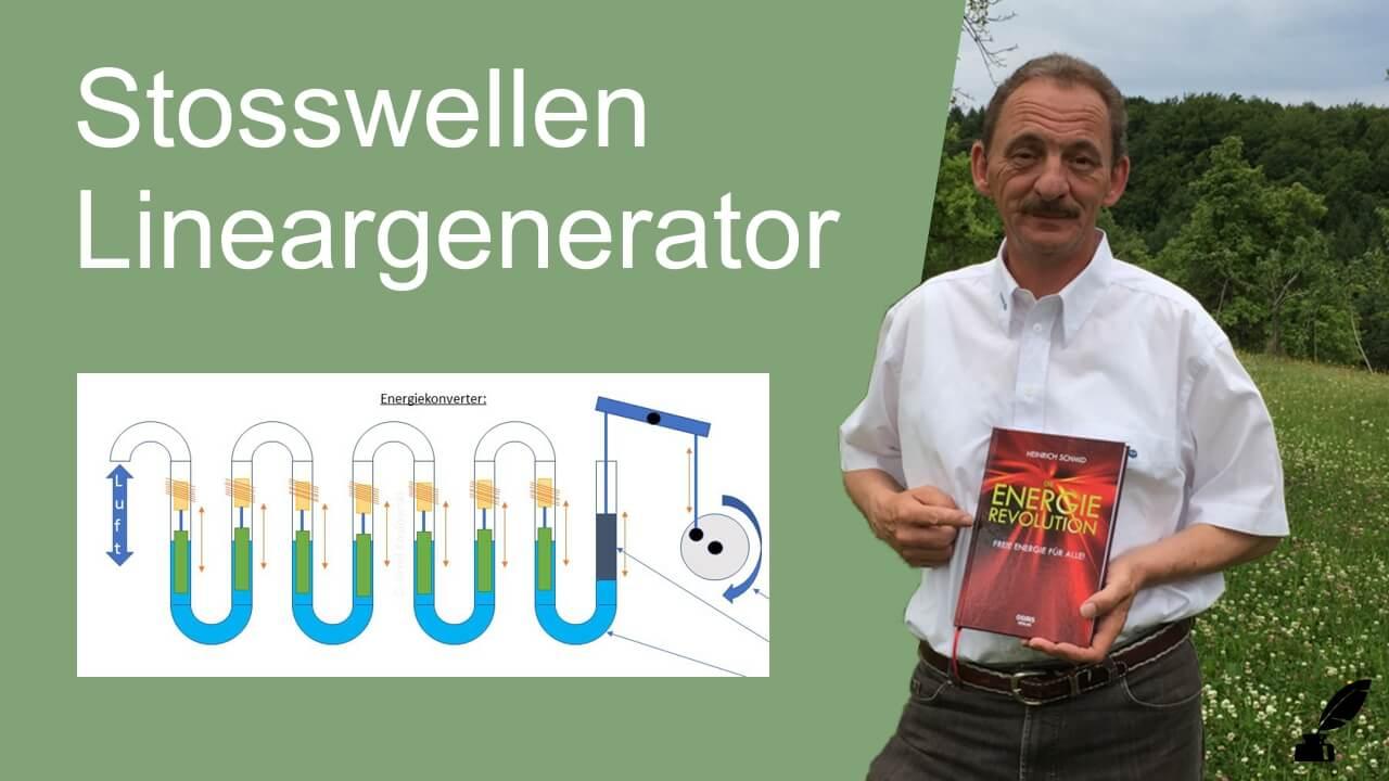 Stosswellen Lineargenerator Youtube