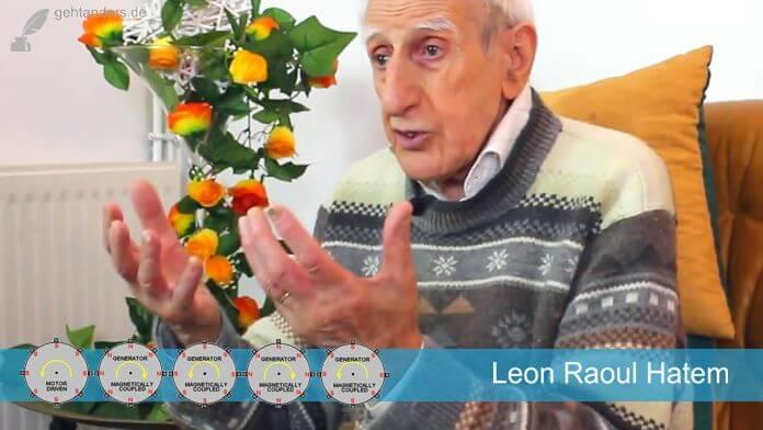 Hatem Magnetmotor – Leon Raoul Hatem