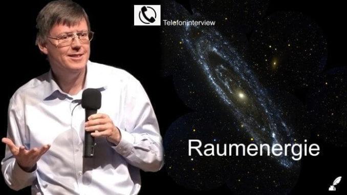 Raumenergie verstehen und nutzen - Interview Turtur