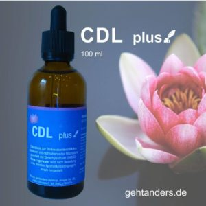 CDL plus Lotus 100ml bei gehtanders