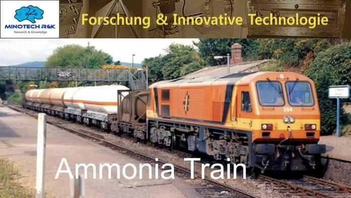 (1995) Ammonia train, Wicklow, Ireland