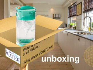 Unboxing Living Water Vortexer