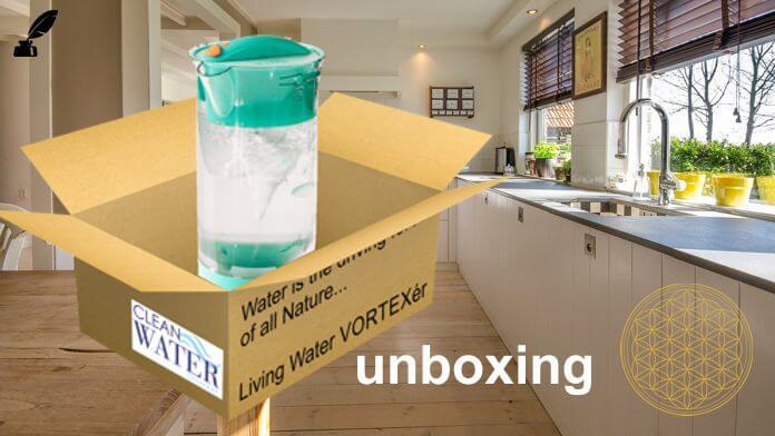Unboxing Living Water Vortexer