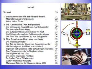 Inhaltsverzeichnis Auf dem Weg in das Raumenergiezeitalter