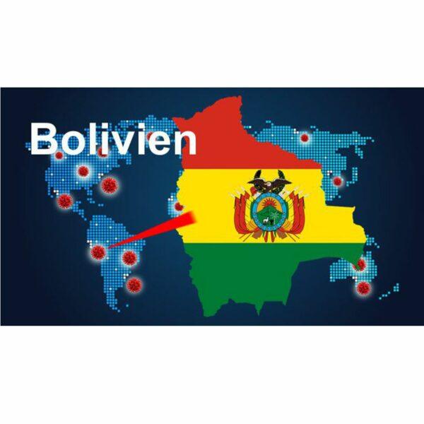 Corona in Bolivien