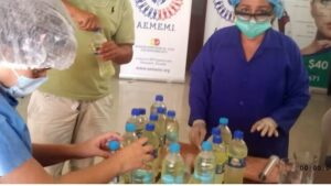 CDL in Ecuador bei AEMEMI Ärzten