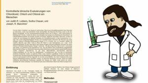 Chlordioxid für Trinkwasser Studie