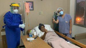 Krankenhaus in Boliven heilt mit Chlordioxid Patienten