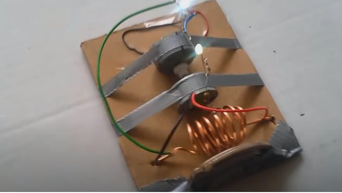 LifeHack FE-Generator 2Mot Nachbau