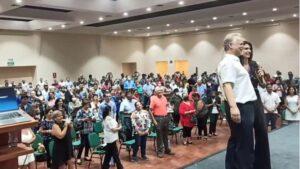 Großer Vortrag in Mexiko Andreas Kalcker